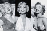 Marilyn Monroe Trio Prints