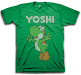 Super Mario Bros. - Yoshi T-shirts