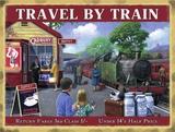 Travel by Train Cartel de chapa por Kevin Walsh