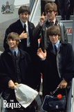 Beatles Plane Prints