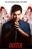 Dexter, wraakengel, met Engelse tekst Posters