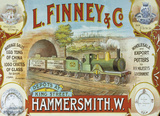 L.Finney & Co Carteles metálicos