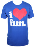Fun. - I Heart Fun. (Slim Fit) Shirt