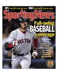 Boston Red Sox C Jason Varitek - May 13, 2005 Poster