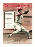 St. Louis Cardinals P Steve Carlton - August 30, 1969 Photo