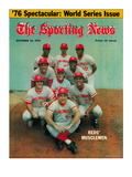 Cincinnati Reds - October 23, 1976 Bilder