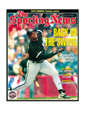 Chicago White Sox 1B Frank Thomas - May 8, 1995 Premium Photographic Print