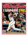 Atlanta Braves OF Andruw Jones - October 28, 1996 Prints