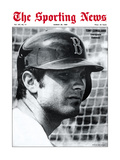 Boston Red Sox OF Tony Conigliaro - March 29, 1969 Photo