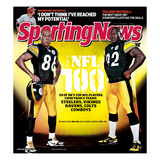 Sporting News Magazine September 13, 2010 - Ward Harrison Photo