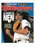 San Francisco Giants RP Robb Nen - June 11, 2001 Print