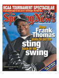 Chicago White Sox 1B Frank Thomas - March 20, 2000 Poster