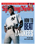New York Yankees SS Derek Jeter - June 1, 1998 Prints
