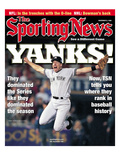 New York Yankees 3B Scott Brosius - World Champions - November 2, 1998 Print