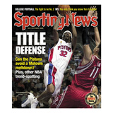 Detroit Pistons' Richard Hamilton - November 15, 2004 Prints