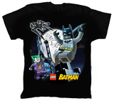Youth: Lego Batman - Lego Action Shirt