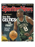 Boston Celtics' Antoine Walker - May 27, 2002 Prints
