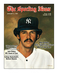 New York Yankees Pitcher Ron Guidry - January 6, 1979 Print