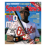 Baltimore Orioles 3B Miguel Tejada - March 29, 2004 Posters