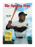 Atlanta Braves OF Hank Aaron - May 23, 1970 Photographie