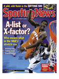 Phoenix Suns' Amare Stoudemire - February 26, 2007 Print