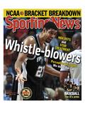 San Antonio Spurs' Tim Duncan - March 25, 2005 Photo