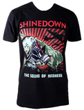 Shinedown - Gas Mask T-paidat