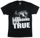 Muhammad Ali - Distressed True Shirt