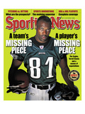 Philadelphia Phillies WR Terrell Owens - June 14, 2004 Posters