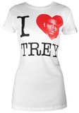 Juniors: Trey Songz - I Heart Trey T-Shirts