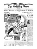 Boston Red Sox LF Ted Williams - May 15, 1957 Posters