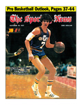 New Orleans Jazz Pete Maravich - October 29, 1977 Prints