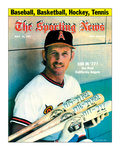 California Angels LF Joe Rudi - May 14, 1977 Posters