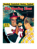 California Angels Pitcher Frank Tanana - April 24, 1976 Poster