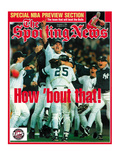 New York Yankees - World Series Champions - November 4, 1996 Photo