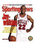 Chicago Bulls' Jay Williams - July 8, 2002 Kunstdrucke