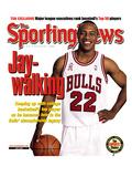Chicago Bulls' Jay Williams - July 8, 2002 Láminas