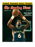 Philadelphia 76ers' Julius Erving - February 11, 1978 Photo