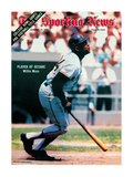 San Francisco Giants OF Willie Mays - January 17, 1970 Kunstdrucke