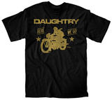 Daughtry - Here We Go Shirts