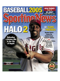 Los Angeles Angels OF Vladimir Guerrero - April 1, 2005 Prints