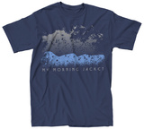 My Morning Jacket - Dusk (Slim Fit) T-Shirts