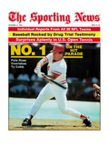 Cincinnati Reds' Pete Rose - September 16, 1985 Posters