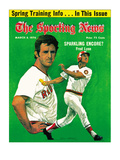 Boston Red Sox CF Fred Lynn - March 6, 1976 Posters