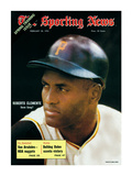 Pittsburgh Pirates RF Roberto Clemente - February 28, 1970 Poster