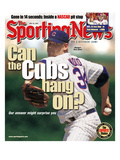 Chicago Cubs P Kerry Wood - July 30, 2001 Poster