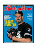 Chicago White Sox P Jack McDowell - July 26, 1993 Prints