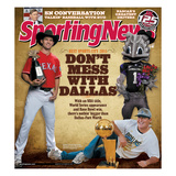 Best Sports City Dallas - October 10, 2011 Posters