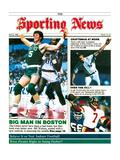 Boston Celtics' Bill Walton - May 5, 1986 Prints