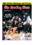 New Orleans Jazz Pete Maravich - February 19, 1977 Print